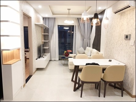 New City Thu Thiem Apartment For Rent 1 Bedroom 550 USD