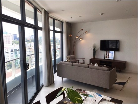 2 bedrooms Apartment For rent in City Garden Phase 2