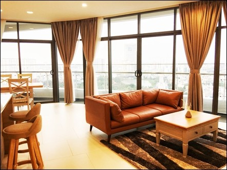 City Garden Apartment 2 Bedroom Morden For Rent