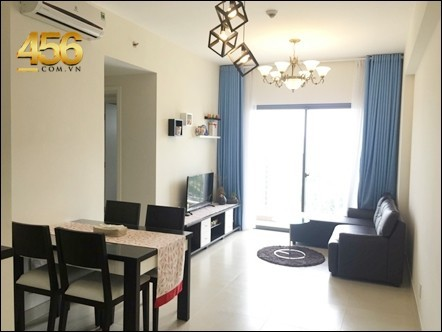 2 Bedrooms Masteri Thao Dien apartment for rent 700 USD