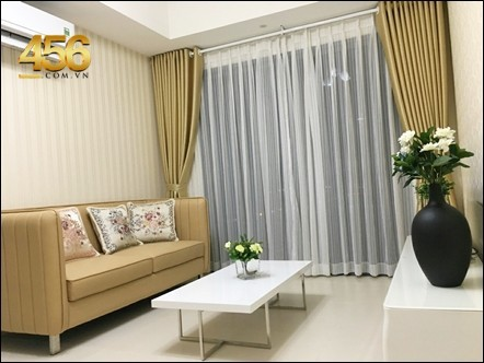 Tower 5 Masteri Thao Dien apartment 2 bedrooms for rent