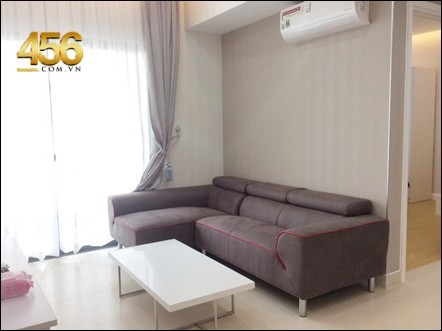 Elegant 1 Bedroom Masteri Thao Dien Apartment for rent Tower 1