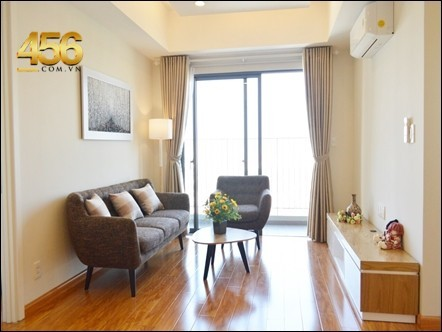 Masteri Thao Dien apartment for lease morden furniture