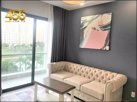 New City Thu Thiem apartment 2 bedrooms Landmark 81 for rent