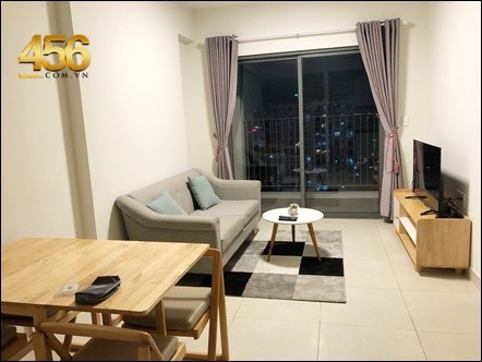 Masteri Thao Dien 2 bedrooms apartment morden furniture