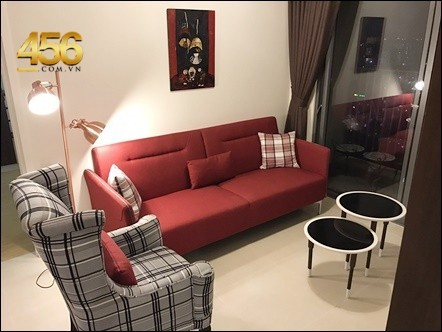 Cozy Apartment Masteri Thao Dien Apartment 2 Bedrooms For Rent