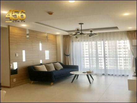 3 Bedrooms New City Thu Thiem apartment for rent Babylon Tower