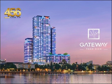 GateWay Thao Dien Apartment in District 2 HCMC