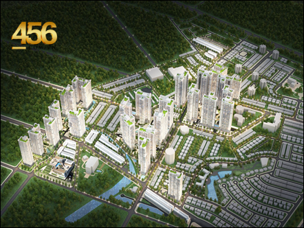 Project Raemian Galaxy City Apartment An Phu District 2 HCMC