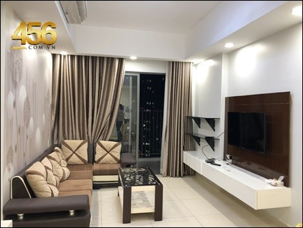 Masteri Thao Dien apartment for lease 2 bedrooms Tower 5