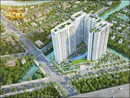 Jamila Khang Dien Apartment District 9 HCMC Viet Nam