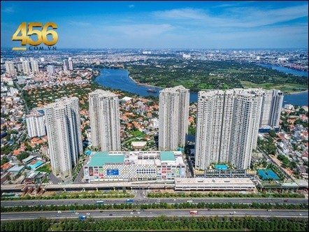 Masteri Thao Dien Apartment in District 2 HCMC