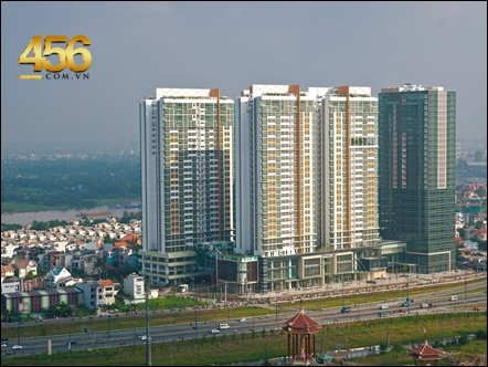 The Vista An Phu Apartment District 2 HCMC Viet Nam