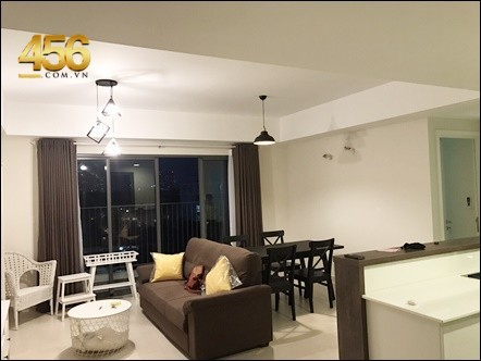 Tower 3 Apartment for rent Masteri Thao Dien 3 Bedrooms
