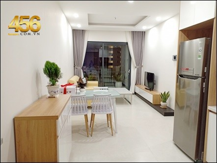 1 Bedrooms New City Thu Thiem apartment for rent LandMark view