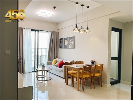 Masteri An Phu Apartment for rent 2 Bedrooms high floor