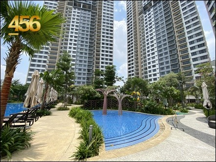 Palm Heights Apartment An Phu District 2 HCMC
