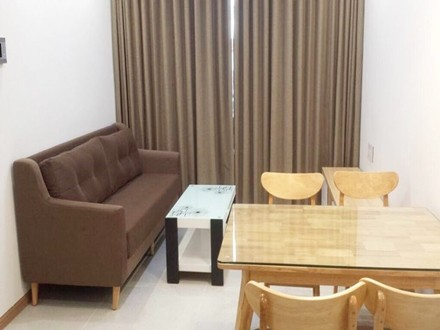 New City Thu Thiem 1 Bedrooms Apartment Furnished for rent