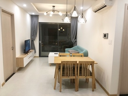 New City Thu Thiem Apartment Babylon Tower 2 Bedrooms For Rent