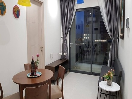 2 Bedrooms New City Thu Thiem Apartment For Rent Furnished
