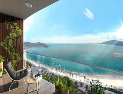 Project Ray River Residence Apartment Ho Tram Vung Tau For Sale