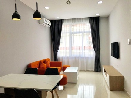 Service apartment for rent 600 - 900USD in Sala Thu Thiem District 2